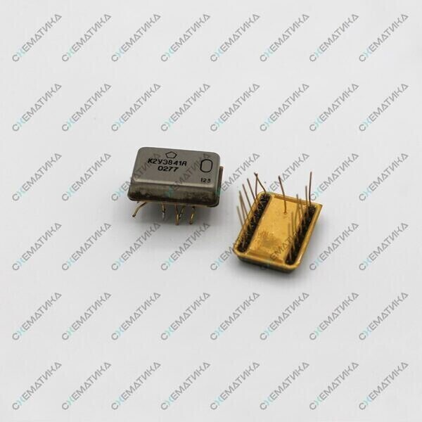 КТС613а (зол) и подобные желтое дно
