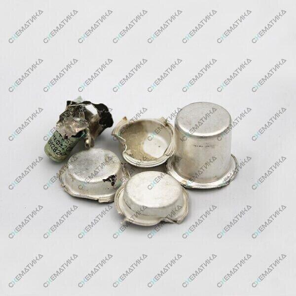 Серебро 99% чашки к52, это, корпуса к52-1