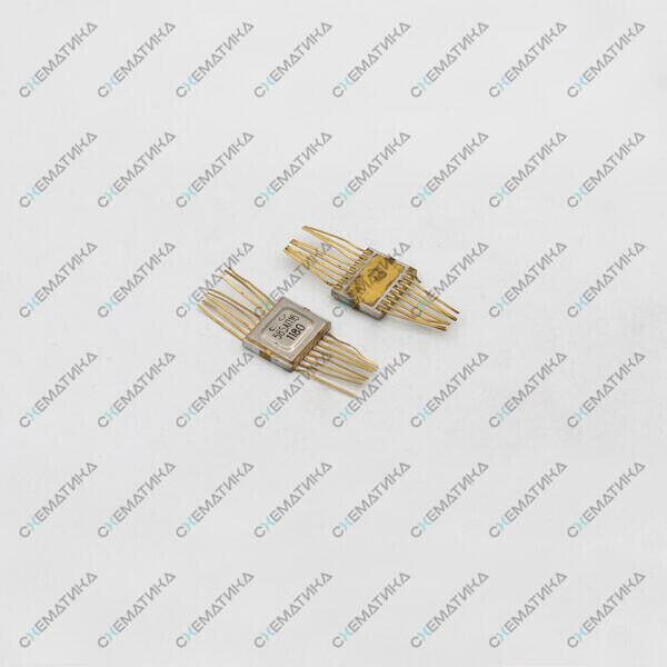 533кп16 и подобные 16 ног 1 подложка (плоская)